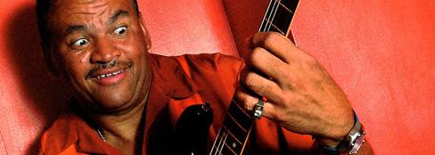 <b>The Sherman Robertson Band</b>_Le Blues à haut voltage